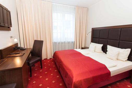 法兰克福国家酒店 - 法兰克福 - 睡房