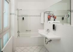 法兰克福国家酒店 - 法兰克福 - 浴室