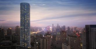 重庆jw万豪酒店 - 重庆 - 户外景观