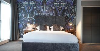 马尔马逊利兹酒店 - 利兹 - 睡房