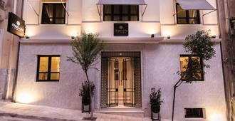 欧尼罗市酒店 - 雅典 - 建筑