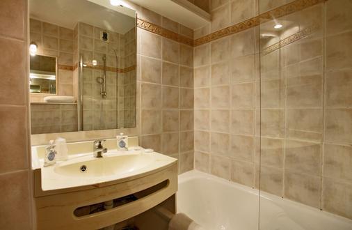 基里亚德酒店 - 蒙彼利埃 - 浴室