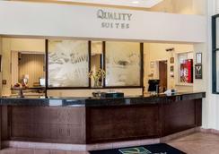 诺福克机场莱特湖质量套房酒店 - 诺福克 - 大厅