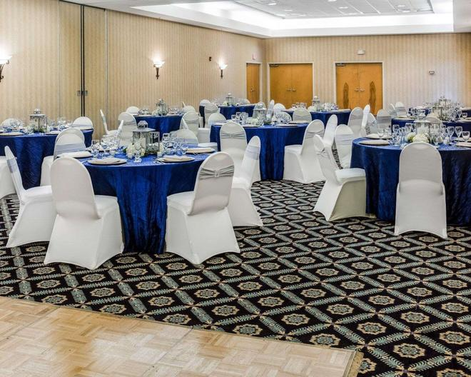 凯艺套房酒店-赖特湖诺福克机场 - 诺福克 - 宴会厅