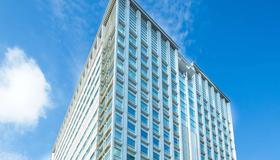 天宇酒店 - 东京 - 建筑