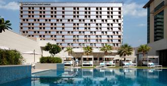 巴林丽景湾洲际酒店 - 麦纳麦 - 建筑
