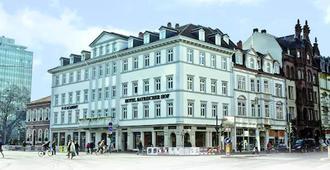 巴伐利亚霍夫酒店 - 海德堡 - 建筑