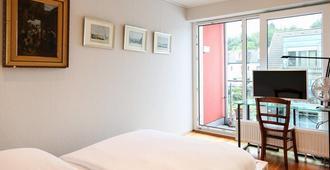 博恩公寓酒店 - 波恩(波昂) - 睡房