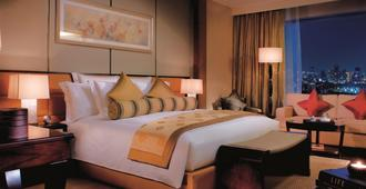 深圳星河丽思卡尔顿酒店 - 深圳 - 睡房