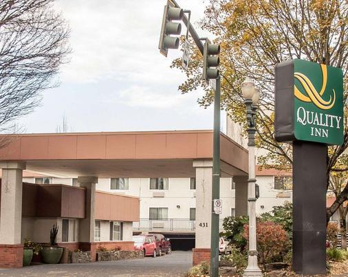 波特兰市区会议中心品质酒店 - 波特兰 - 建筑
