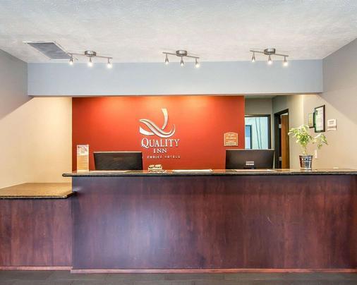 波特兰市区会议中心品质酒店 - 波特兰 - 柜台