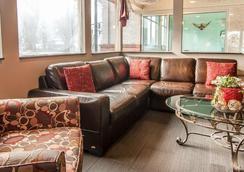 波特兰市区会议中心品质酒店 - 波特兰 - 大厅