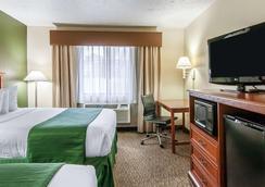 优质酒店-市区会议中心 - 波特兰 - 睡房