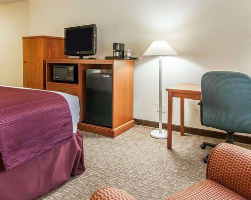 波特兰市区会议中心品质酒店 - 波特兰 - 客房设施