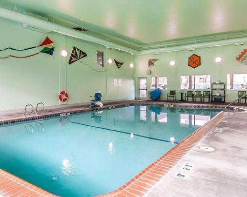 波特兰市区会议中心品质酒店 - 波特兰 - 游泳池