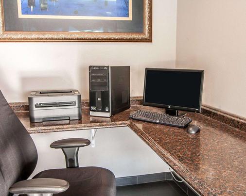 波特兰市区会议中心品质酒店 - 波特兰 - 商务中心
