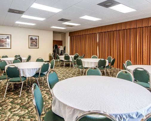 波特兰市区会议中心品质酒店 - 波特兰 - 会议室