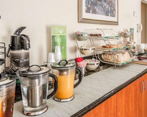 波特兰市区会议中心品质酒店 - 波特兰 - 餐馆