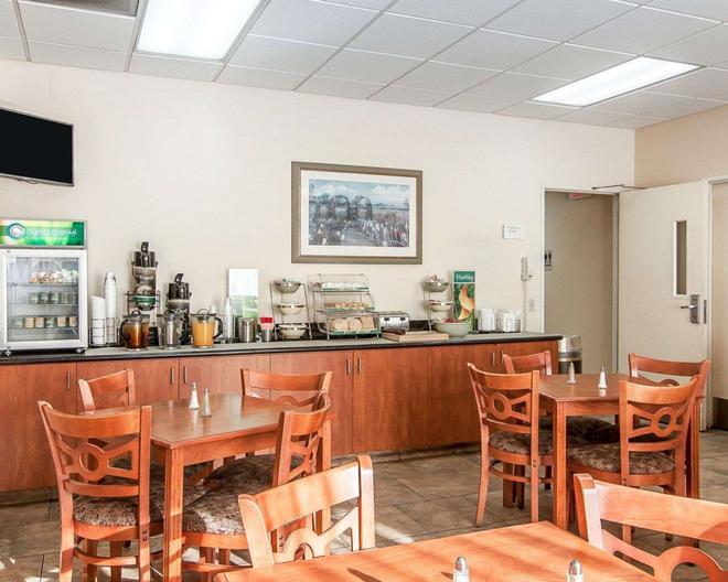 优质酒店-市区会议中心 - 波特兰 - 餐馆