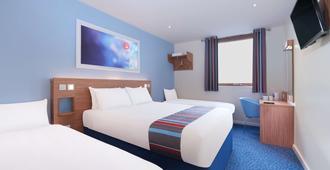 凤凰公园旅程住宿酒店 - 都柏林 - 睡房