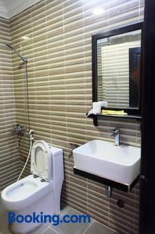 韦伯拉宾馆 - 贡布 - 浴室