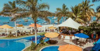天堂太阳套房酒店 - 卡波布里奥 - 游泳池