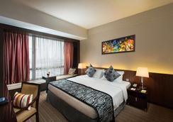 半岛怡东酒店 - 新加坡 - 睡房