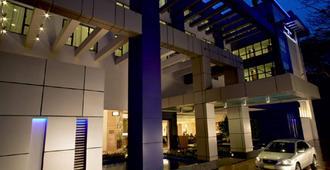 阿达什汉密尔顿酒店 - 班加罗尔 - 建筑