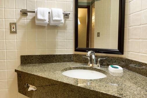 圣安东尼奥河滨德鲁利套房酒店 - 圣安东尼奥 - 浴室