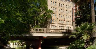 圣安东尼奥河畔德鲁里套房酒店 - 圣安东尼奥 - 建筑
