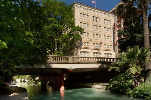 圣安东尼奥河滨德鲁利套房酒店 - 圣安东尼奥 - 建筑