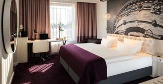 多林空曼赫姆酒店 - 曼海姆 - 睡房