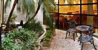 萨米恩托皇宫酒店 - 布宜诺斯艾利斯 - 露台