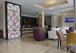 阿兹曼酒店 - 亚的斯亚贝巴 - 大厅