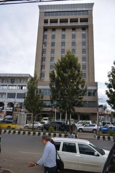 阿兹曼酒店 - 亚的斯亚贝巴 - 建筑