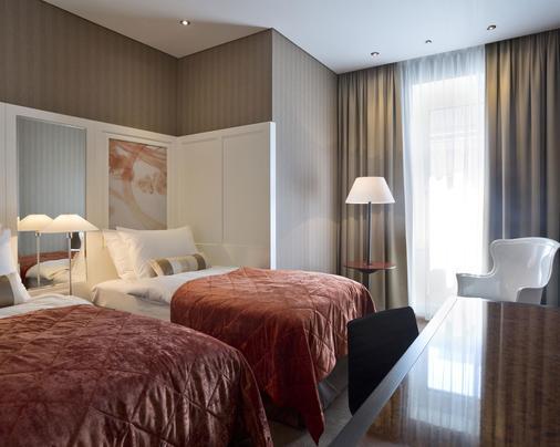 哈莫尼维也纳贝斯特韦斯特酒店 - 维也纳 - 睡房