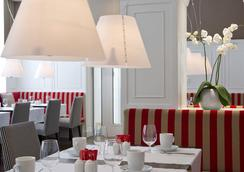 哈莫尼维也纳贝斯特韦斯特酒店 - 维也纳 - 餐馆