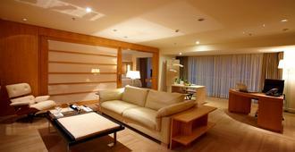 埃米利亚诺酒店 - 圣保罗 - 客厅