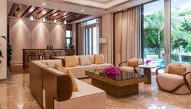 三亚理文索菲特度假酒店 - 三亚 - 游泳池