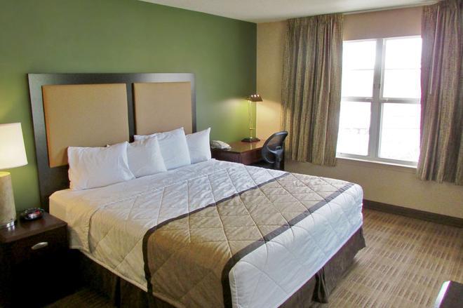 孟菲斯-伍夫彻斯商业街美国长住酒店 - 孟菲斯 - 睡房