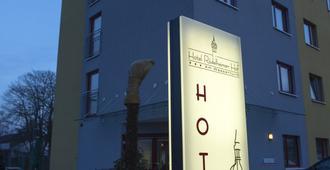 罗德赫梅尔水塔酒店 - 法兰克福 - 建筑