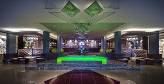坎昆硬石酒店 - 坎昆 - 大厅