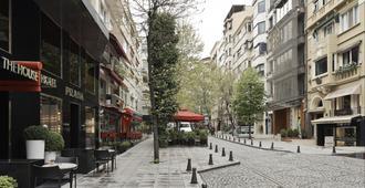 尼散塔希之家酒店 - 伊斯坦布尔 - 户外景观