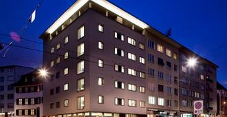 D酒店 - 巴塞尔 - 建筑