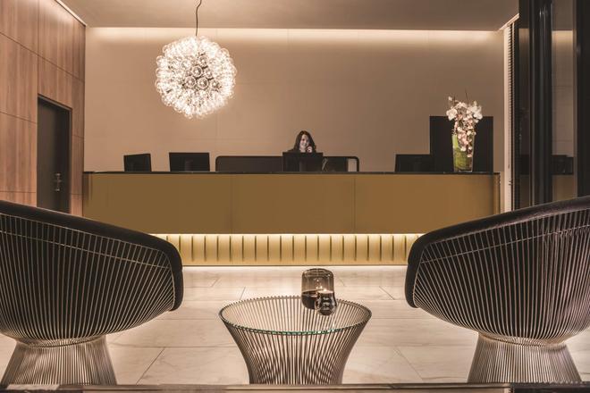 阿迪纳公寓酒店-纽伦堡 - 纽伦堡 - 柜台