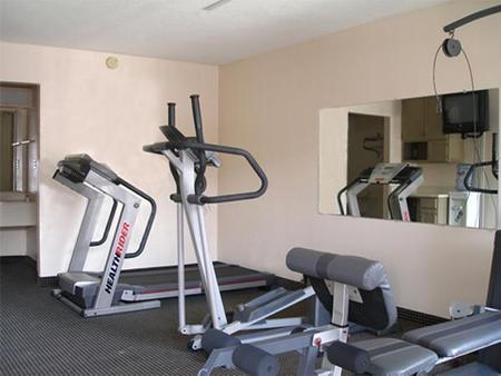 拉雷多美洲最超值旅馆 - 拉雷多 - 健身房