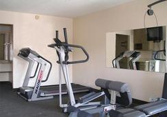 拉雷多美洲最佳价值酒店 - 拉雷多 - 健身房