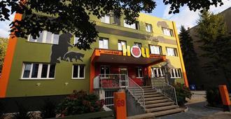 胡里-柏林酒店及旅馆 - 柏林 - 建筑