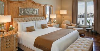 布宜诺斯艾利斯四季酒店 - 布宜诺斯艾利斯 - 睡房