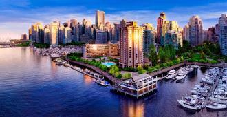 温哥华碧湾威斯汀酒店 - 温哥华 - 户外景观